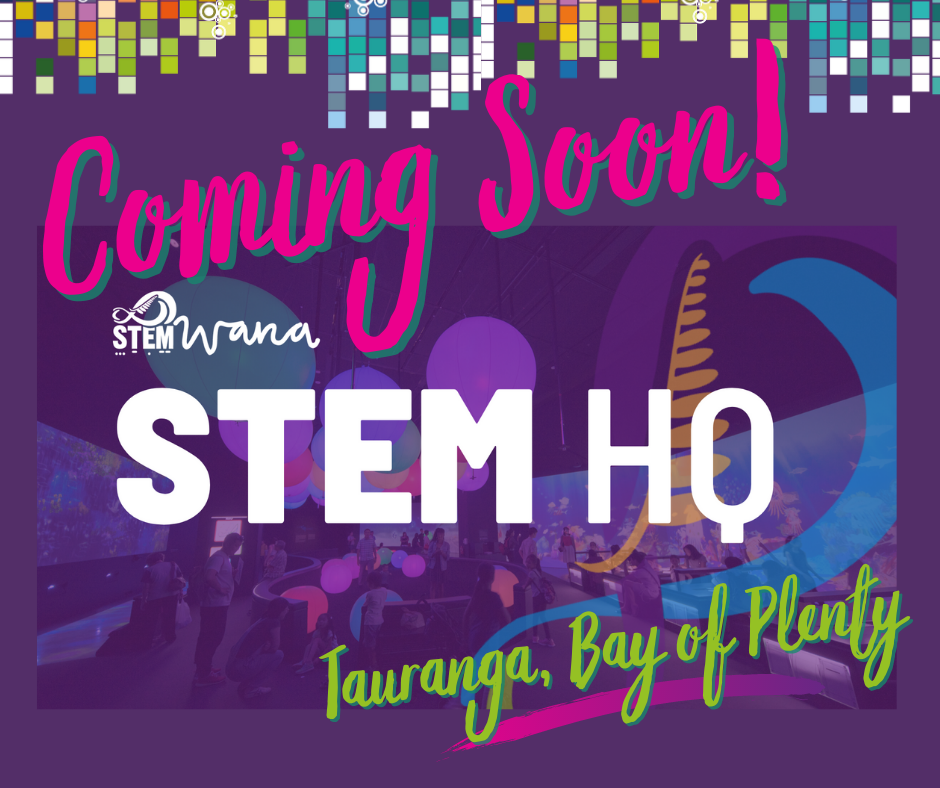 Coming Soon - STEM HQ